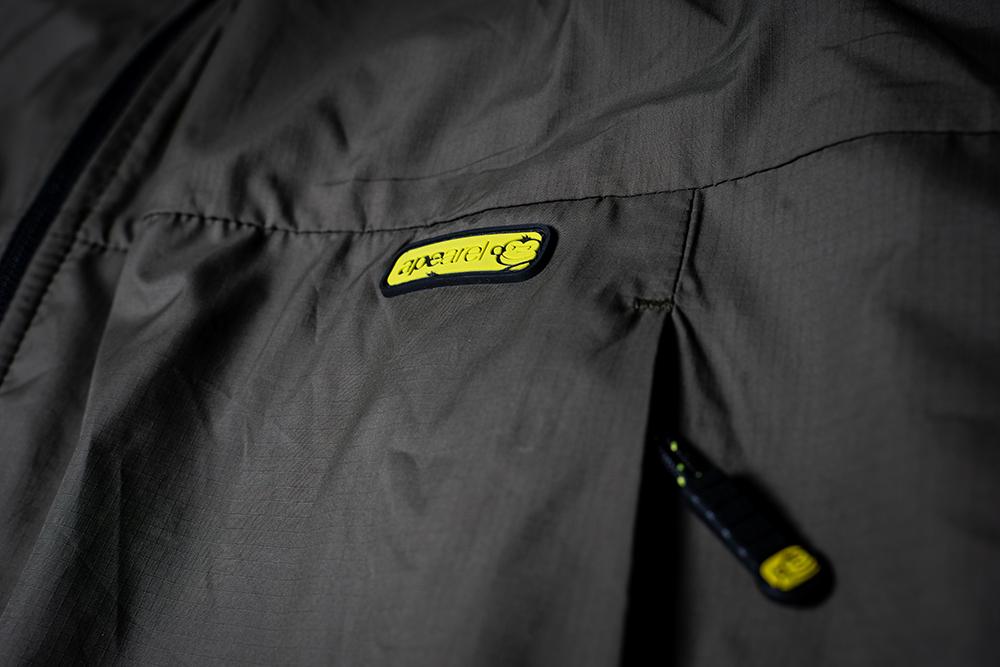 RidgeMonkey Lightweight Hydrophobic Jacket Green Large RM213