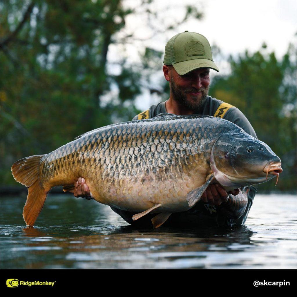 Sean Kelly big carp