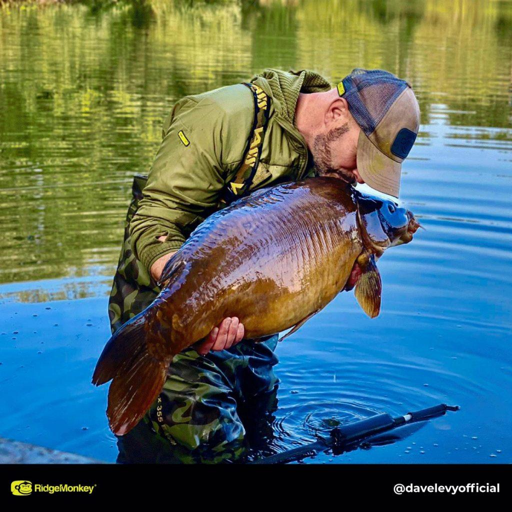 Dave Levy big carp