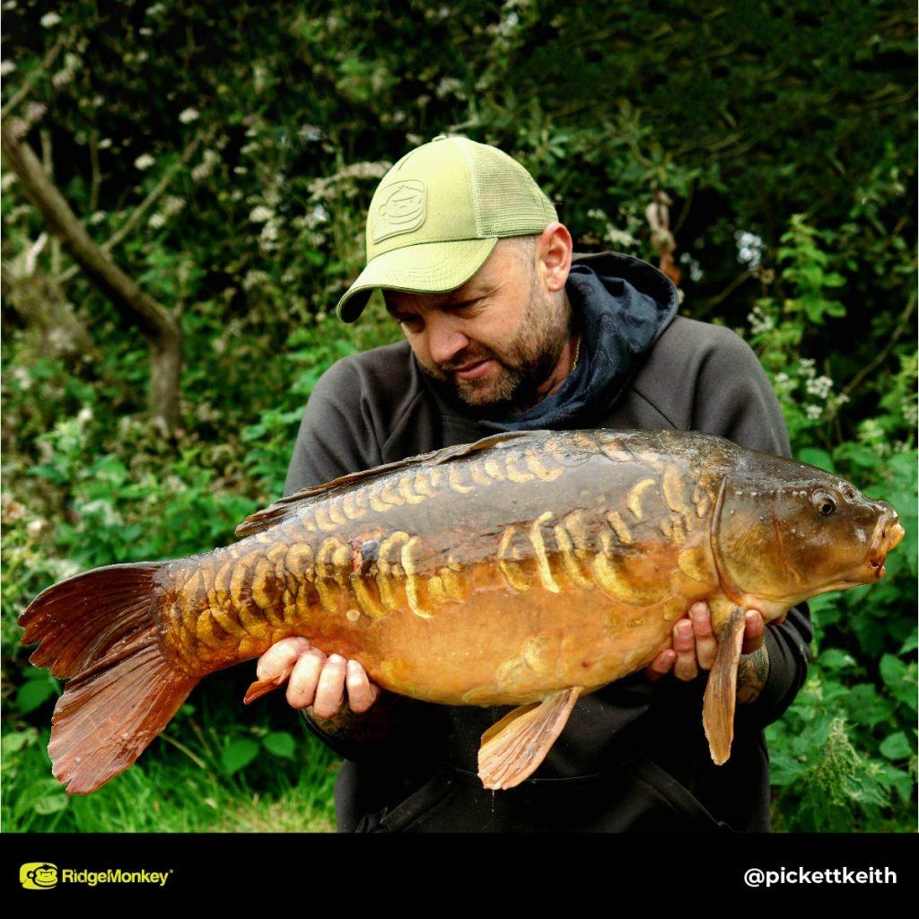 Keith Pickett Big Carp
