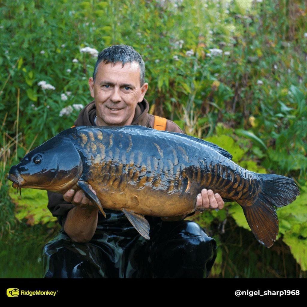 Nigel Sharp Big Carp